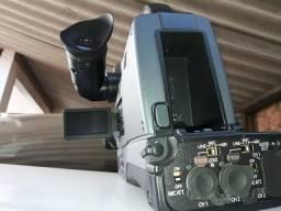 Filmadora Panasonic avchd cartão memória