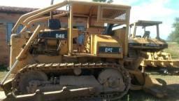Trator D4