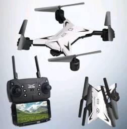 Drone sky scan