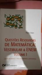 Questões Resolvidas de Matemática: Vestibular e Enem
