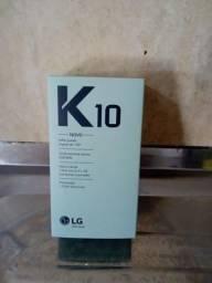 K10 novo lacrado na cor dourada