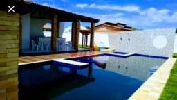 Em Tibau casa em condomínio disponível de 07/01 a 20/01