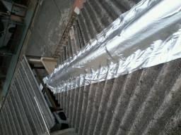 Reparação de telhados e impermeabilização e calhas de zinco