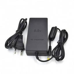 Fonte Cabo Adaptador Ps2 Playstation 2 Slim Series L096ls Bivolt
