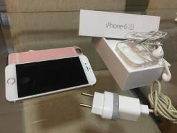 Iphone 6S, 16GB, Dourado
