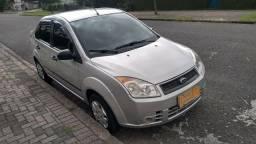 500,00+60X569/ Fiesta Sedan Flex 1.0 2008 com DH e AR Cond - 2008