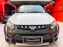 Strada adventure 2013 completa, carro impecável !!! - 2013