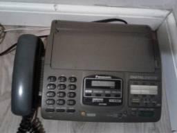 Panasonic - Fax- secretária eletrônica modelo KX-F890