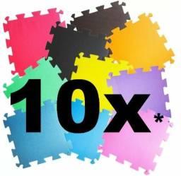 Placa 1x1 10mm em 10x