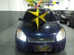 Fiesta Sedan é Na World Car - 2008