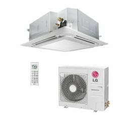 Ar Condicionado cassete LG 48.000 btus inverter