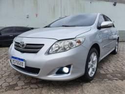 Corolla XEI Automático 2010 + GNV G5 - Impecável-