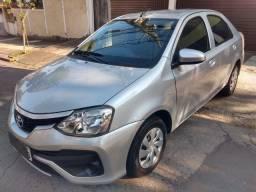 Toyota Etios X 1.5 2018