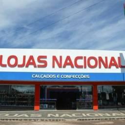 Promoção Lojas Nacional