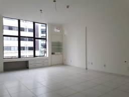 Alugo: Sala Brotas - 38m2 - Edf. Liberal Center Próx. a Ponto a Porto Seguro