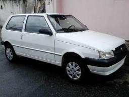 Fiat Uno 2007 2008 com ar, vidro e trava - 2008