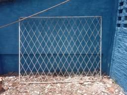 Grade Ferro 2.10 x 1.70m Reforçada - Retirar Joinville - Boa Vista