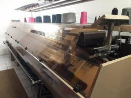 Máquina retilínea de tricô Protti