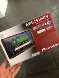 Multimídia pioneer avh-z9180tv seminovo