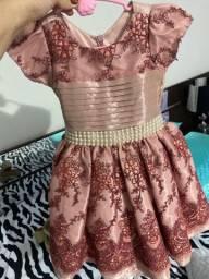 Vestido pra sua princesa