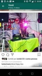 Djalex festas som e iluminação