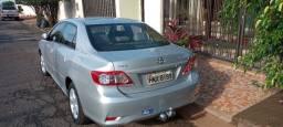 Toyota Corolla xei 2.0 2012/2013 cor prata,muito novo , estepe nunca rodou