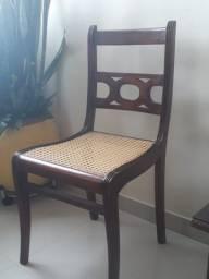 Cadeira perfeito estado de palha