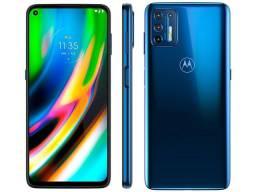 BAIXOU MAIS!! <br><br>Smartphone Motorola Moto G9 Plus 128GB