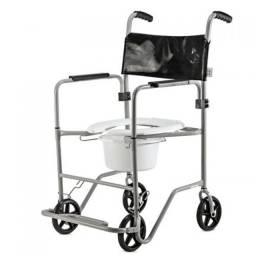 Cadeira Sanitário - Usuário 90kg
