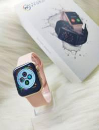Novo relógio ** smartwatch iwo 40m