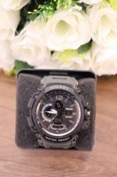 Promoção Relógio Militar Shock