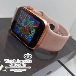 Lançamento SmartWatch iwo X7 novo relógio 2020 feminino