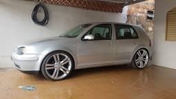VW GOLF RODAS ARO 20 SOM...
