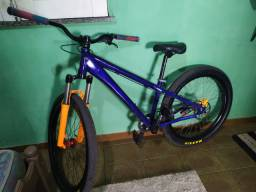 Vendo bike 26 tsw de trilha e Race