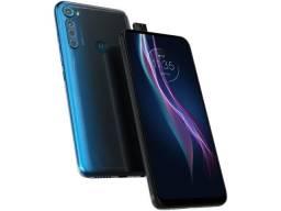 Smartphone Motorola One Fusion+ 128GB Azul Indigo