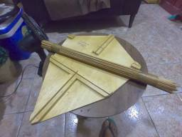 Forma para fazer pipas