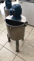Triturador açaí , batedor de caldas 50 litros