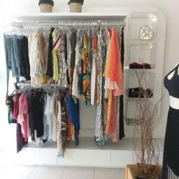 Vendo loja de roupa feminina hiper completa