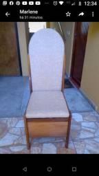 Cadeira que vira tábua de passar