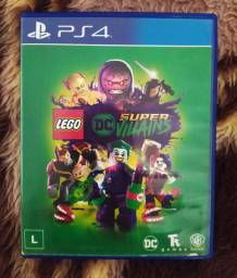 Jogo Lego Super Villains PS4