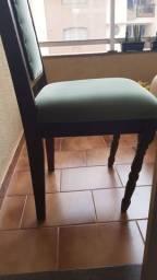 Mesa de pura madeira