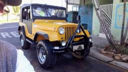 JEEP willys 1975