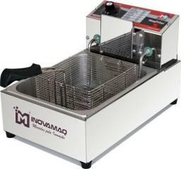 Fritadeira elétrica seminova nesse modelo