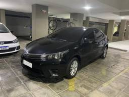Corolla GLI UPPER BLACK 2017 ( único dono)