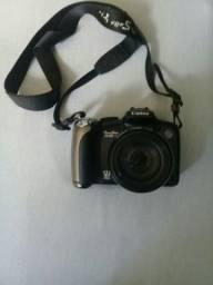 câmera canon power shot sx20 is