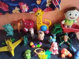 Vendo lote de brinquedosvariados