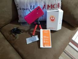 Motorola Moto e 6s na caixa completo novo