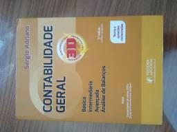 Título: Contabilidade Geral 3D Básica, Intermediária, Avançada