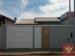 Casa com 3 dormitórios à venda por R$ 370.000 - Santa Cruz - Mogi Mirim/SP