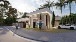 Linda casa com 3 quartos suítes à venda, 194 m² por R$ 1.090.000 - Residencial Club Portin